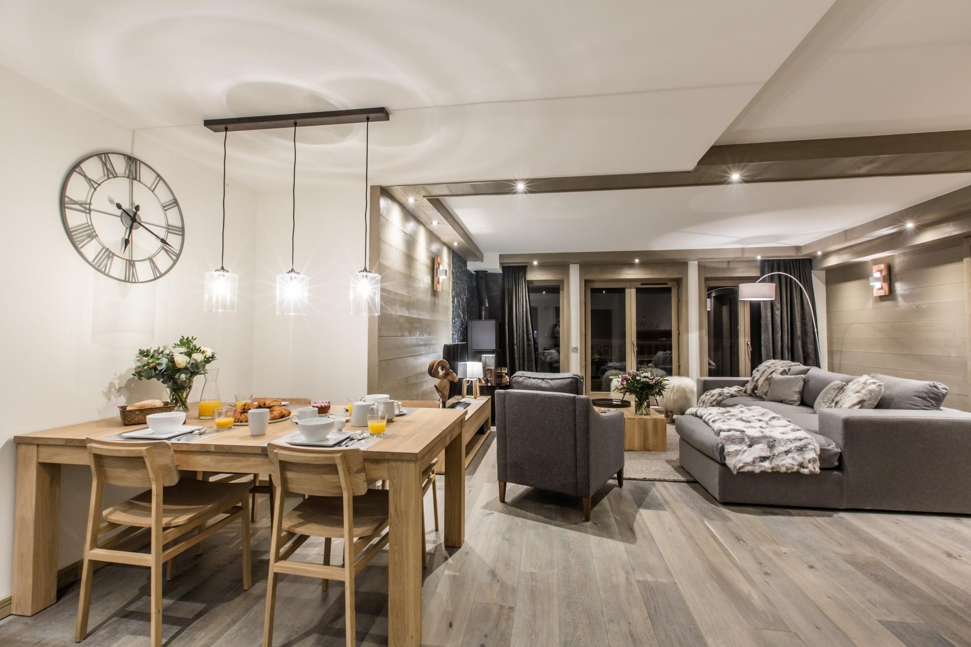 Courchevel 1650 Location Appartement Luxe Altara Séjour 4