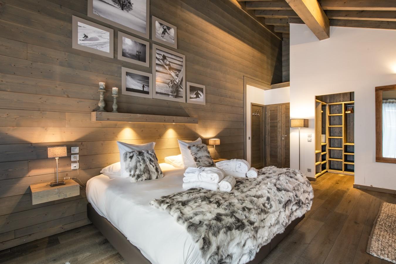 Courchevel 1650 Location Appartement Luxe Aluminite Chambre 5