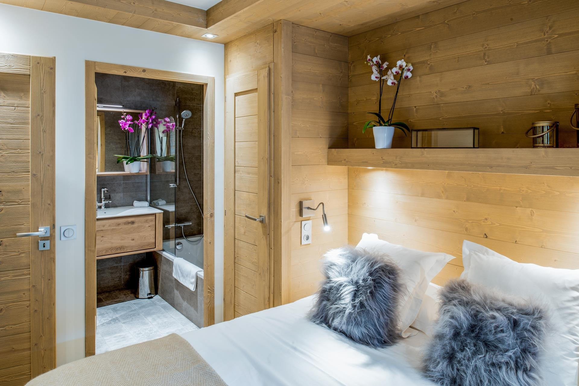 Courchevel 1650 Location Appartement Luxe Amarile Chambre 4