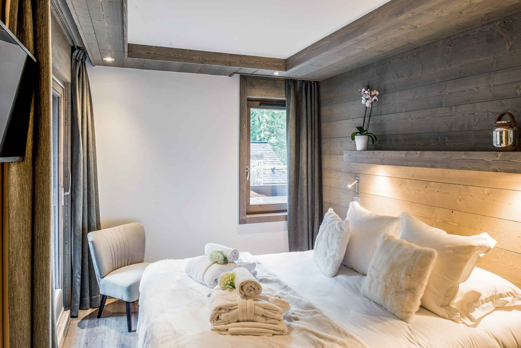 Courchevel 1650 Location Appartement Luxe Amurile Chambre 4