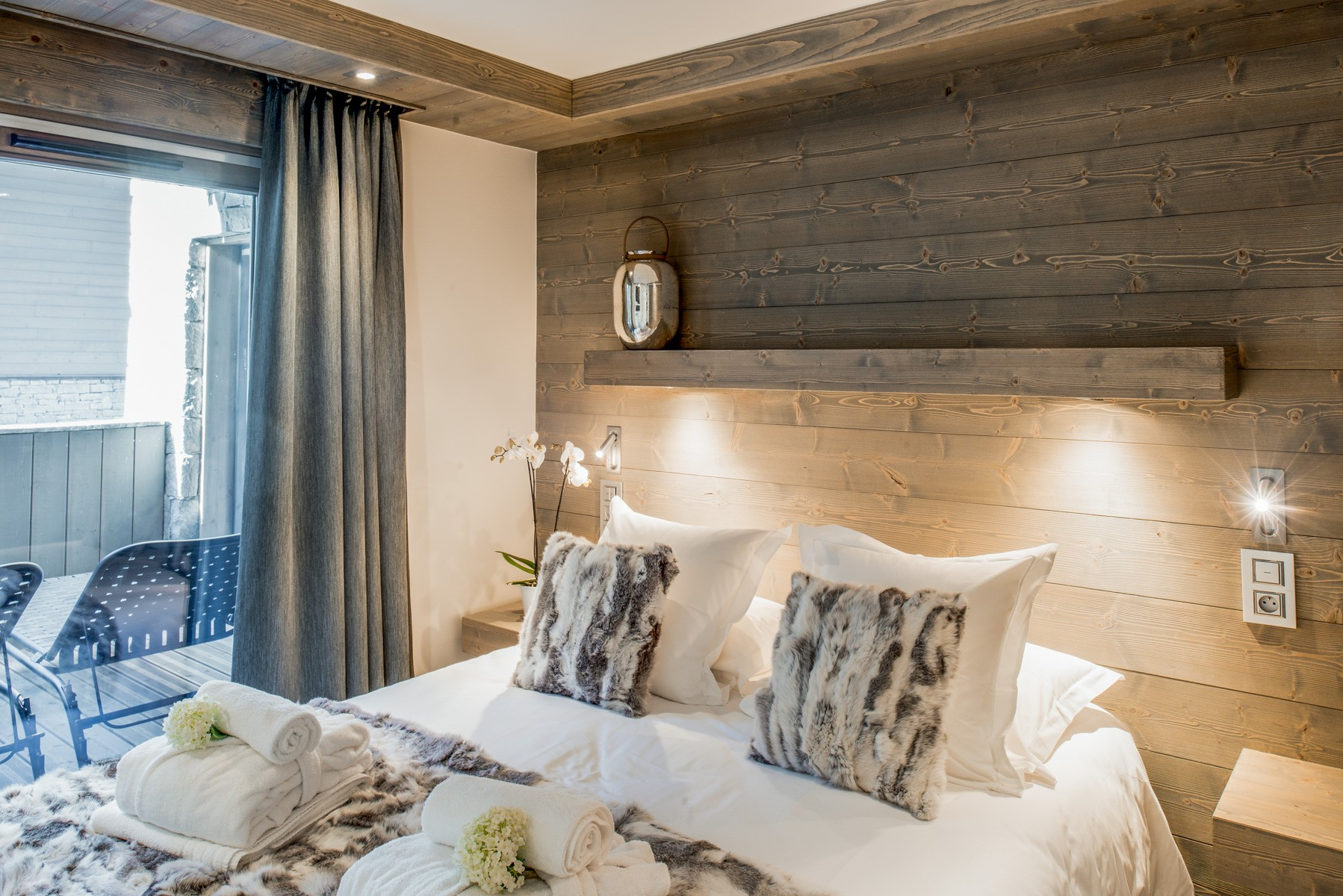 Courchevel 1650 Location Appartement Luxe Amurile Chambre 6