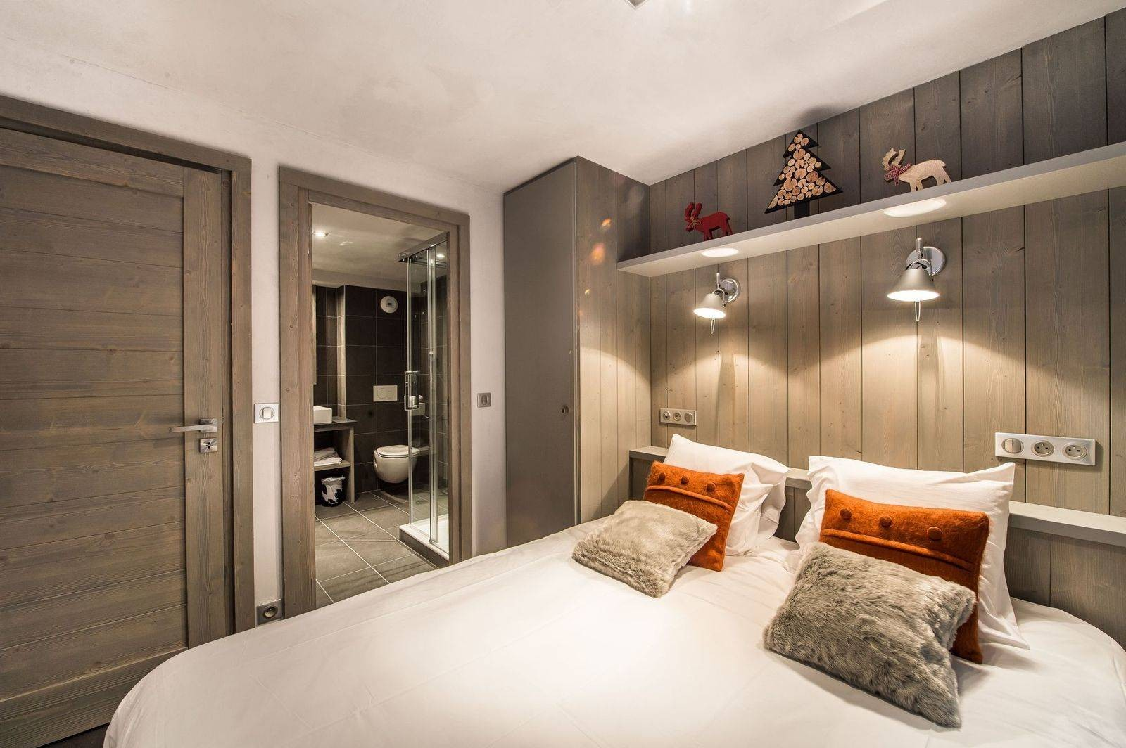 Courchevel 1650 Location Appartement Luxe Dalersi Chambre 2