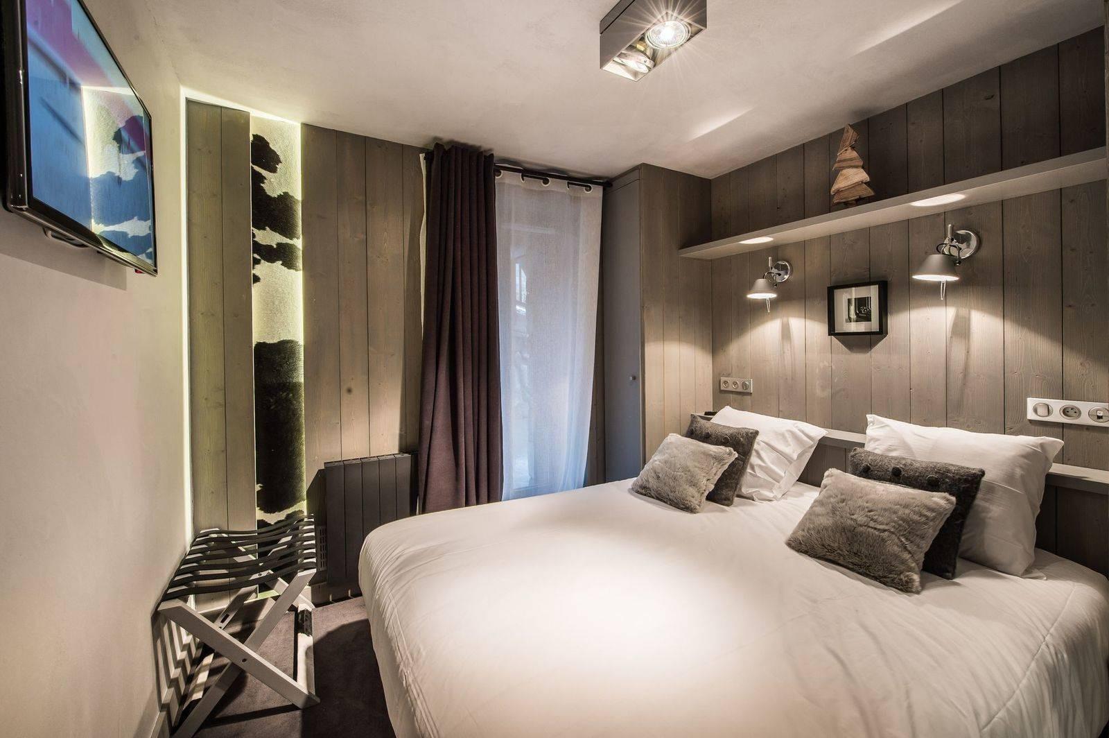 Courchevel 1650 Location Appartement Luxe Dalersi Chambre 3