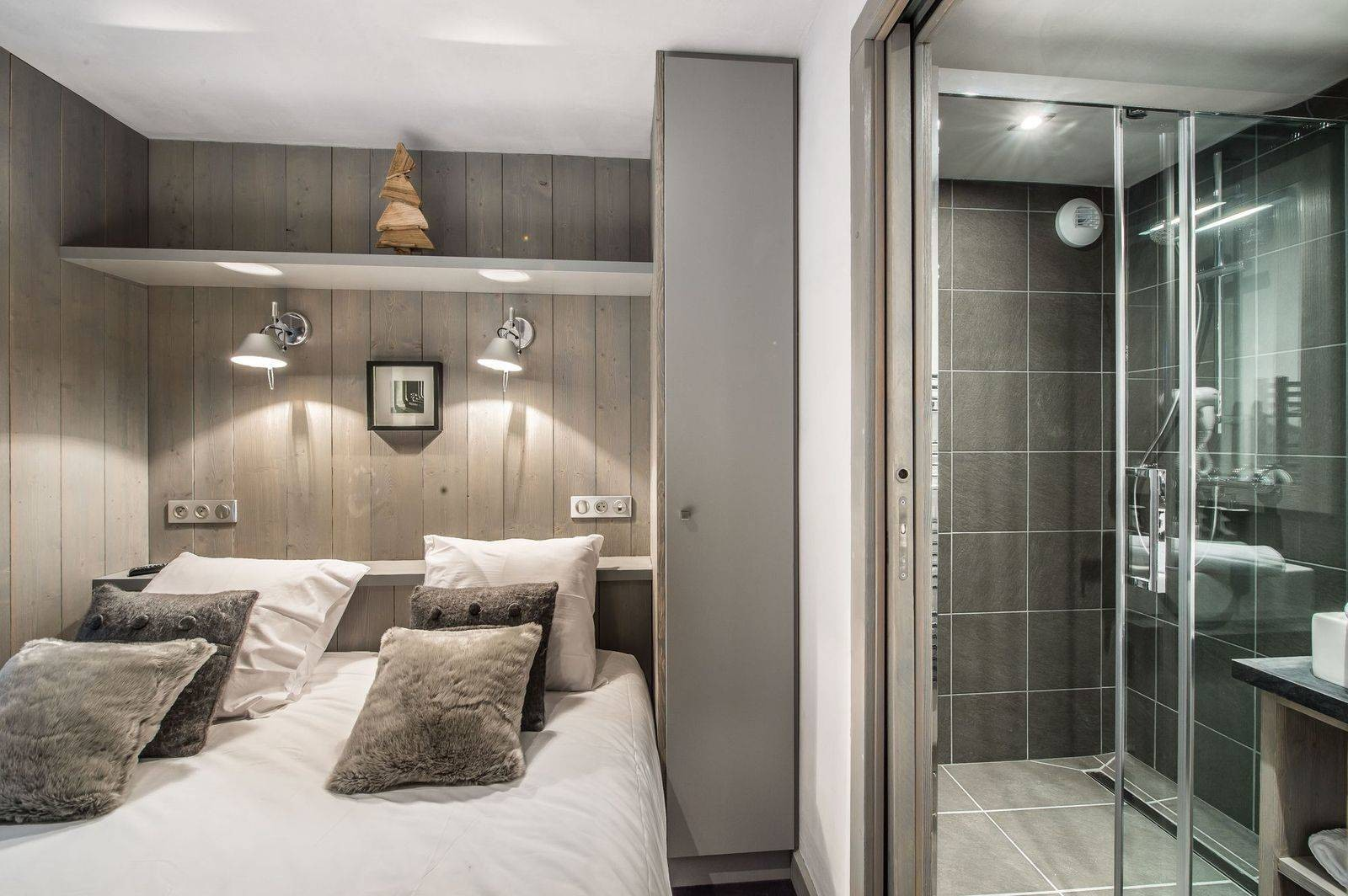 Courchevel 1650 Location Appartement Luxe Dalersi Chambre 4