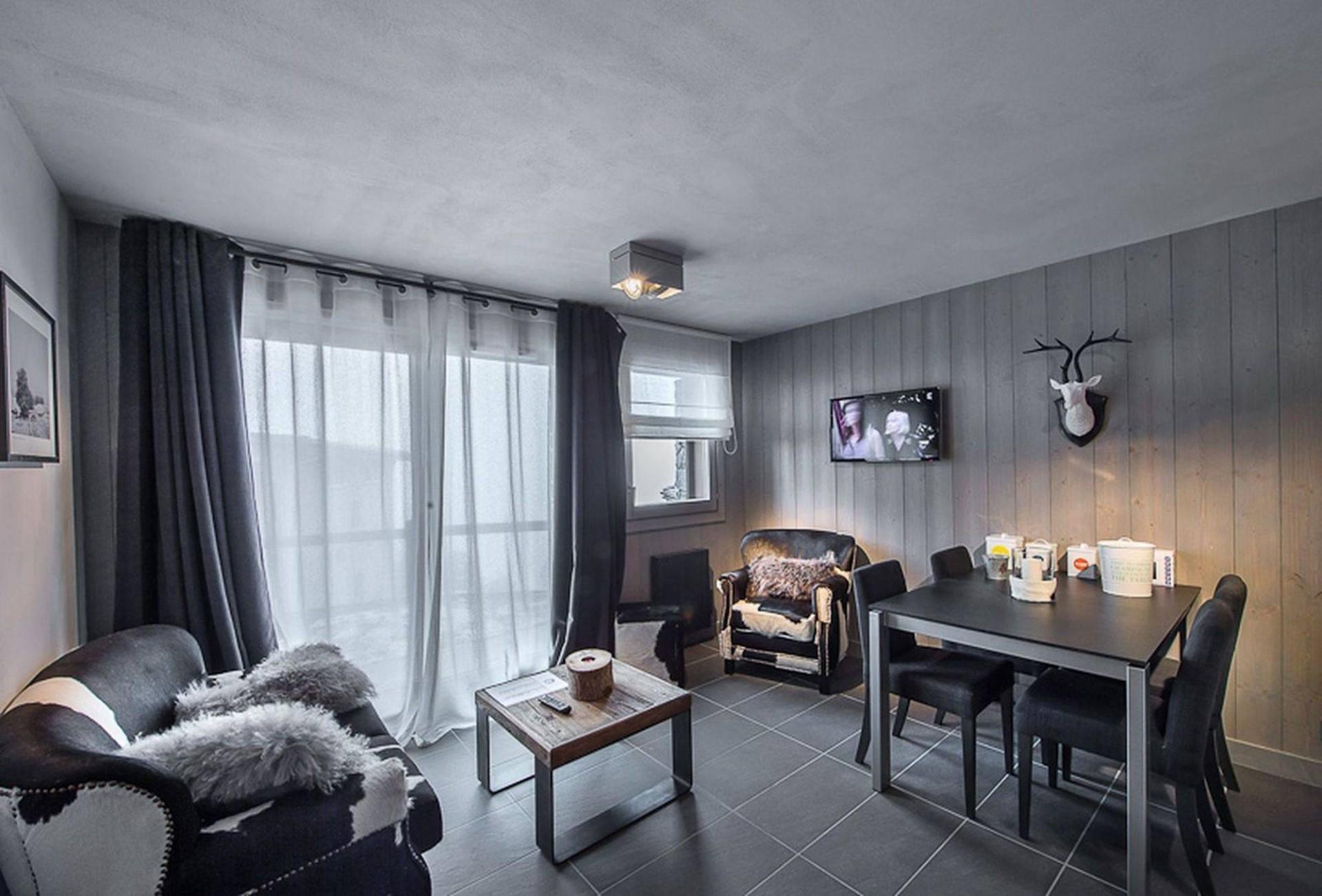 Courchevel 1650 Location Appartement Luxe Doredo Séjour 2