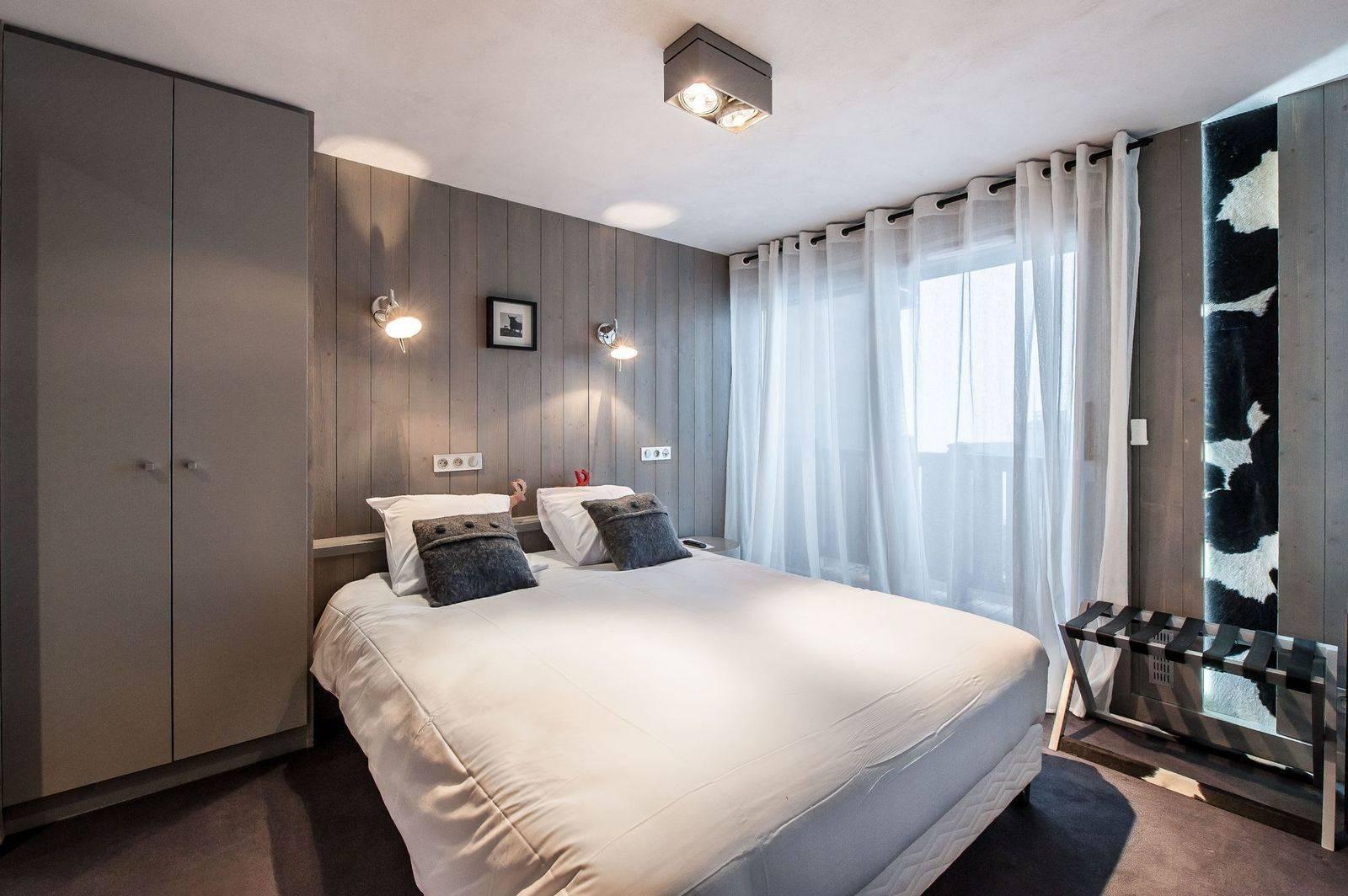 Courchevel 1650 Luxury Rental Appartment Dracali Bedroom