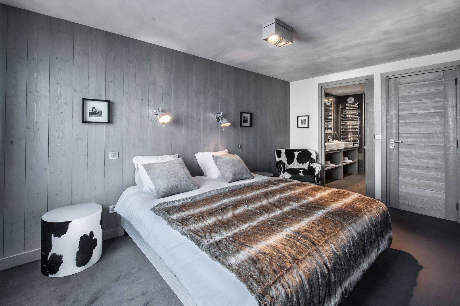 Courchevel 1650 Location Appartement Luxe Neustadelite Chambre 3