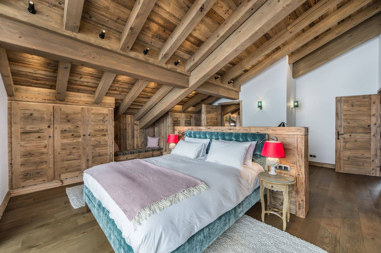 Courchevel 1650 Location Chalet Luxe Ebella Chambre 5