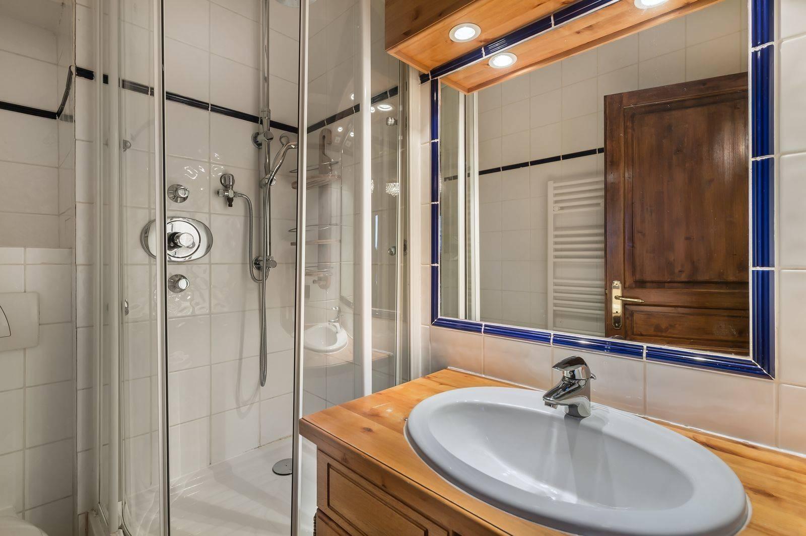 Courchevel 1850 Luxury Rental Appartment Calomel Bathroom 2