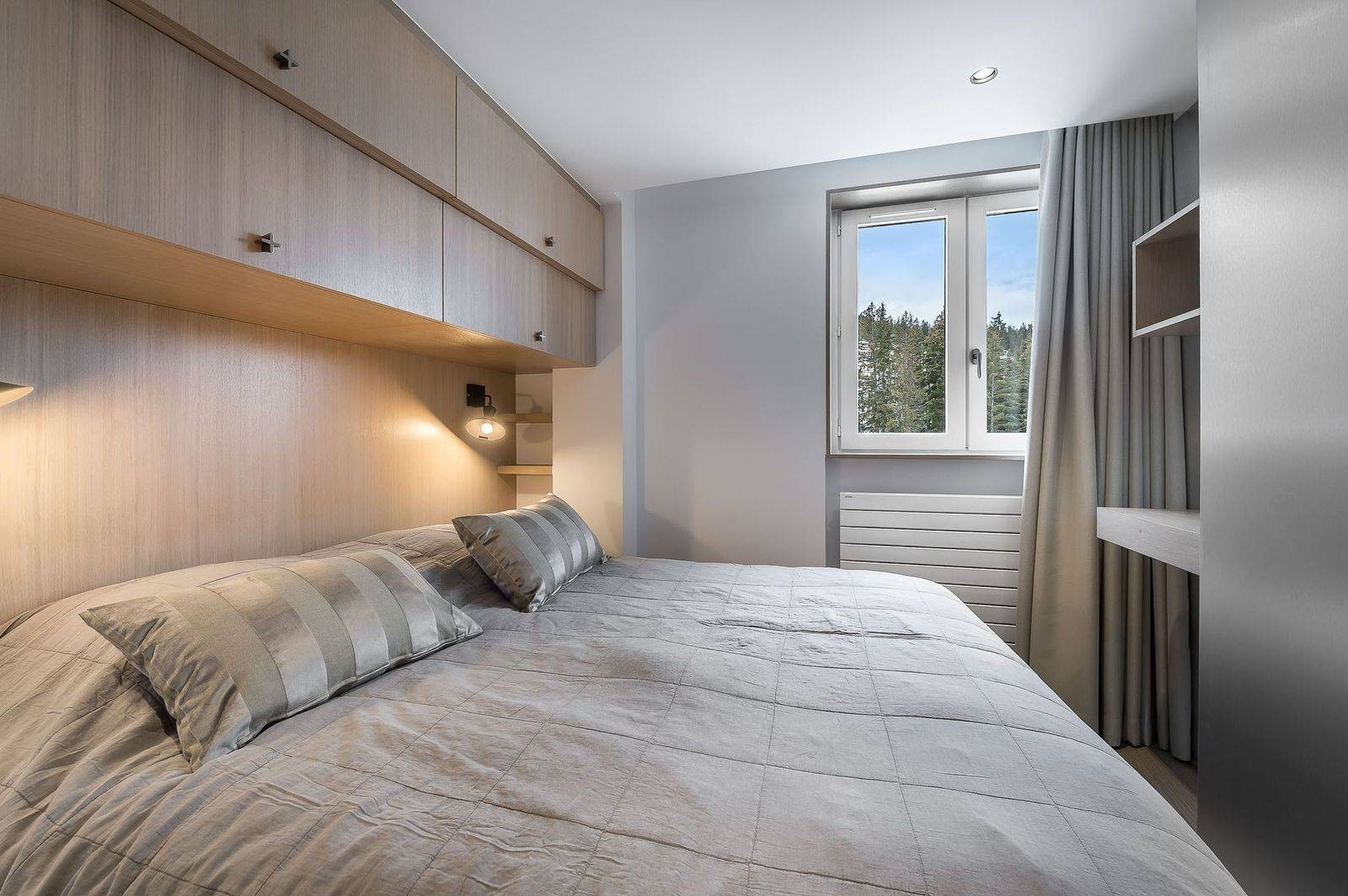 Courchevel 1850 Location Appartement Luxe Cesarilite Chambre