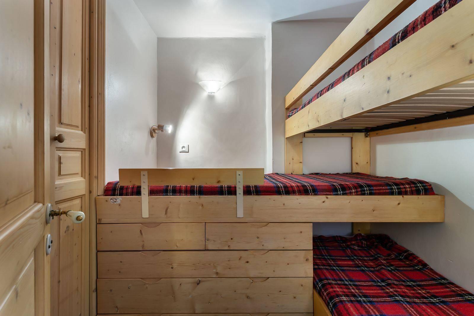 Courchevel 1850 Location Appartement Luxe Cetonite Chambre 2