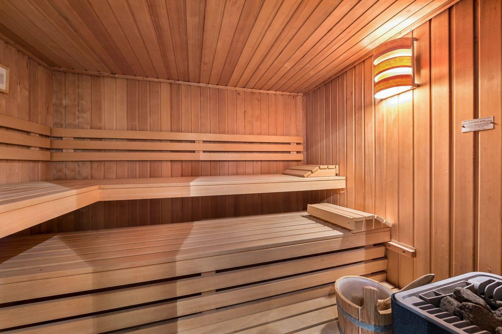 Courchevel 1850 Location Appartement Luxe Mereli Sauna