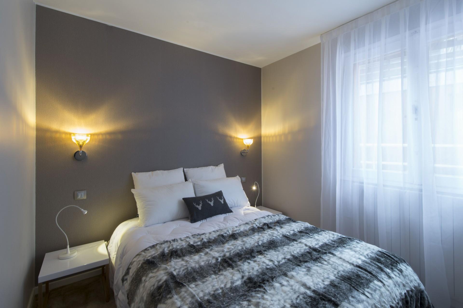 Courchevel 1850 Luxury Rental Appartment Taramite Bedroom 5