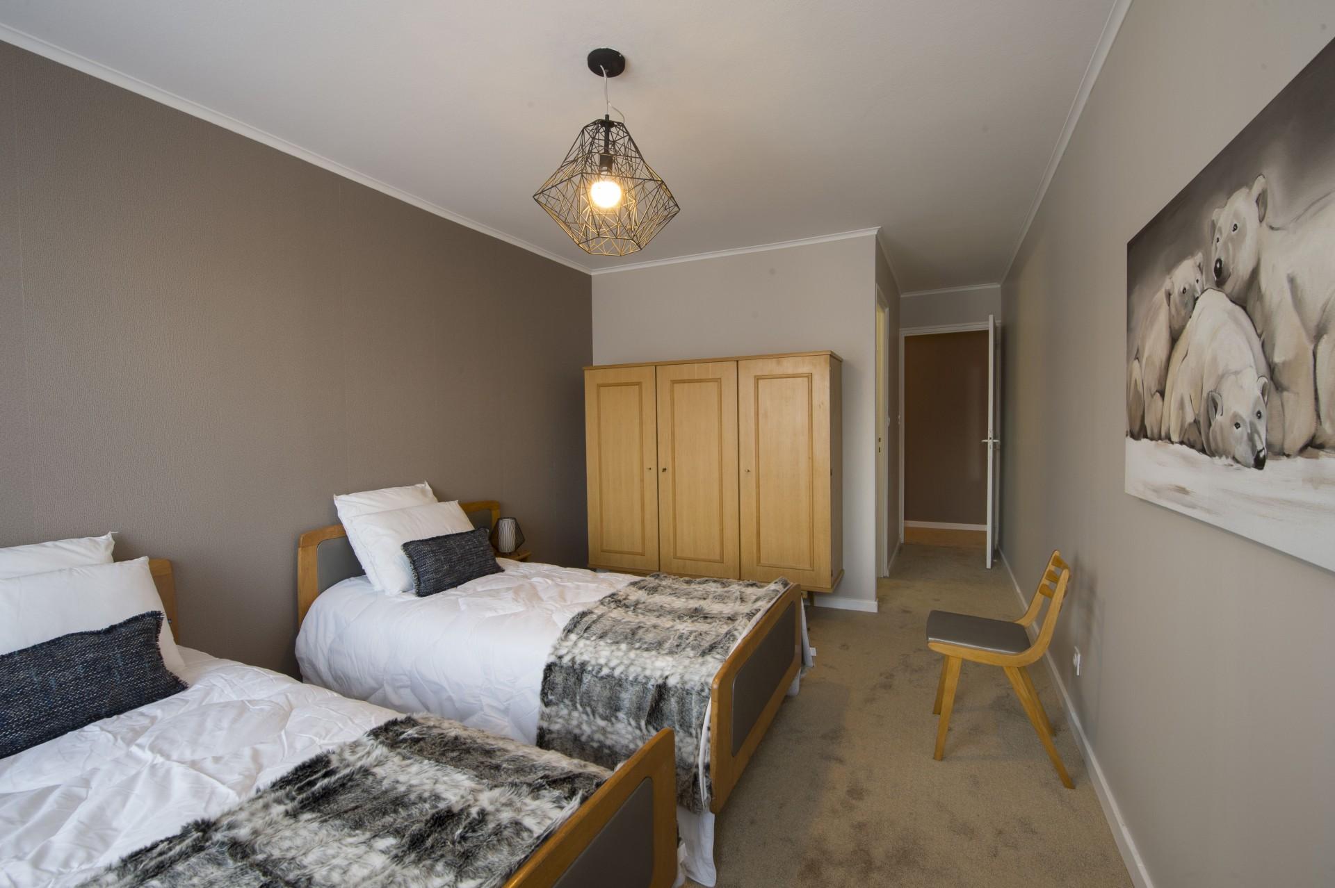 Courchevel 1850 Luxury Rental Appartment Taramite Bedroom 7