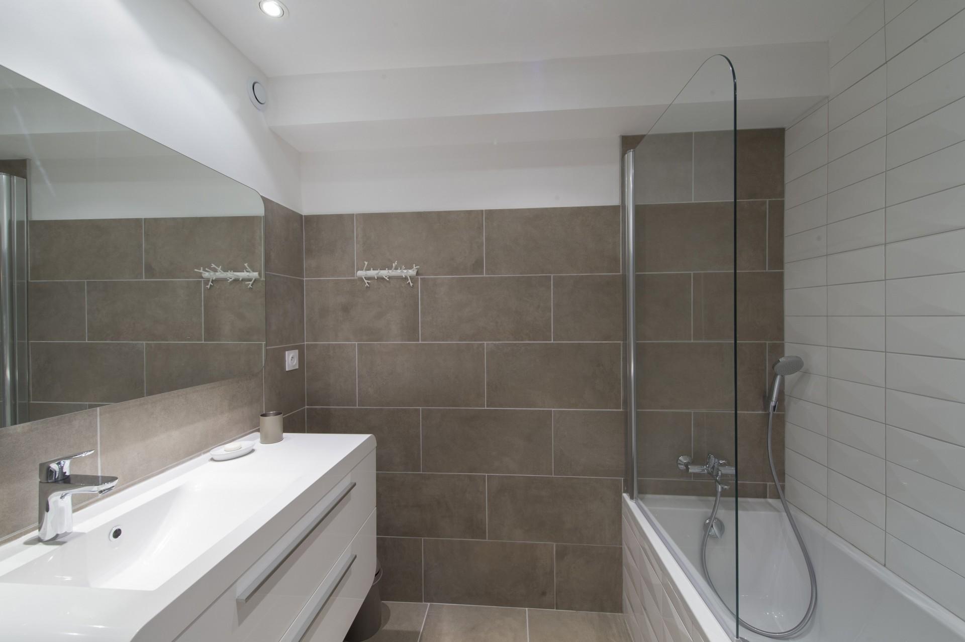 Courchevel 1850 Luxury Rental Appartment Taramite Bathroom 2