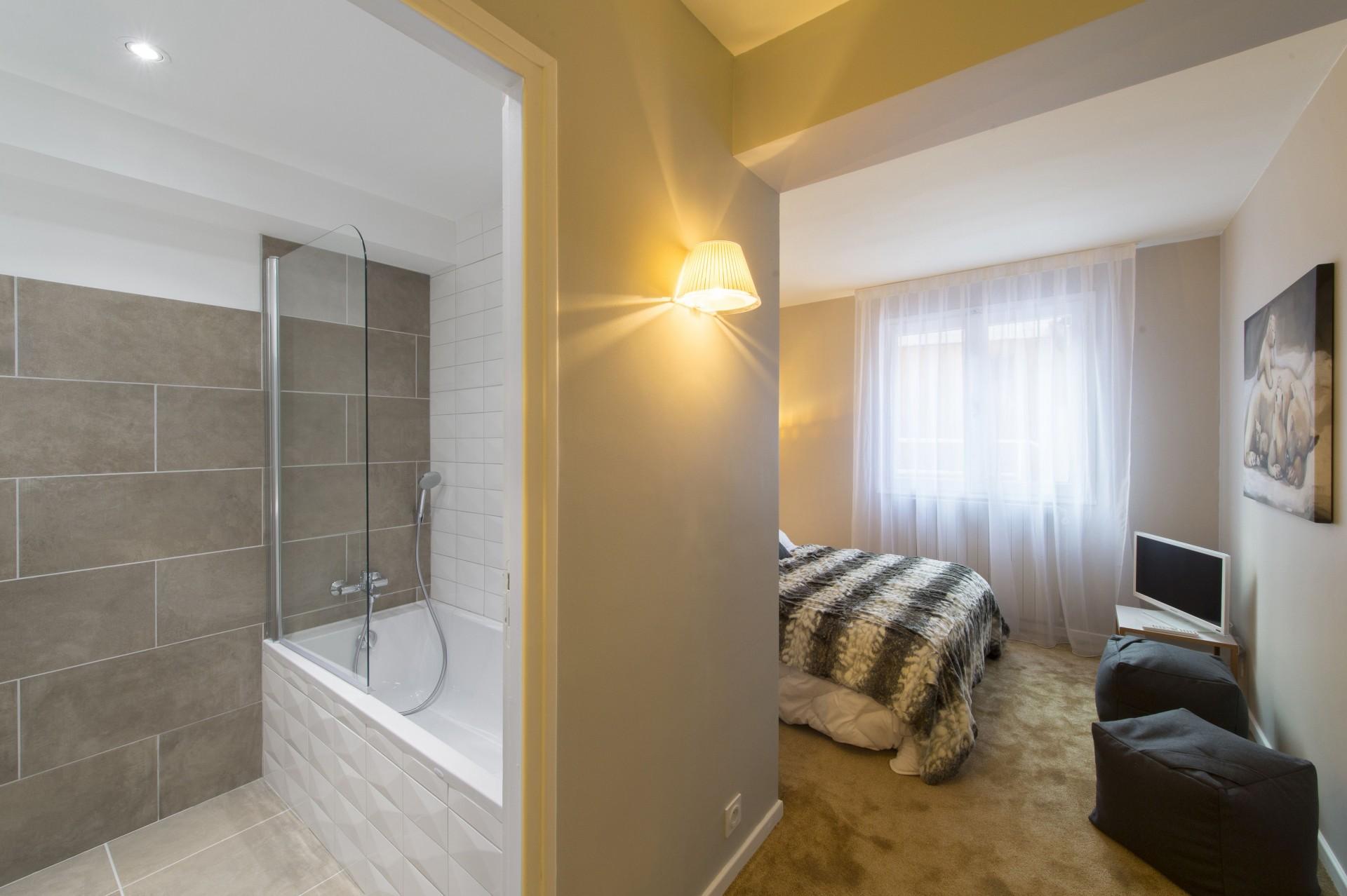 Courchevel 1850 Luxury Rental Appartment Taramite Bathroom 3