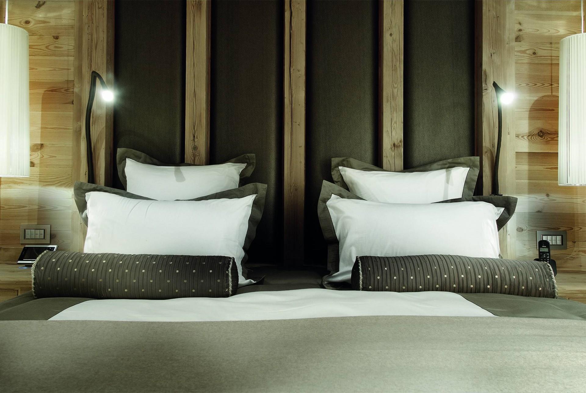 Courchevel 1850 Luxury Rental Chalet Bepalite Bedroom 4