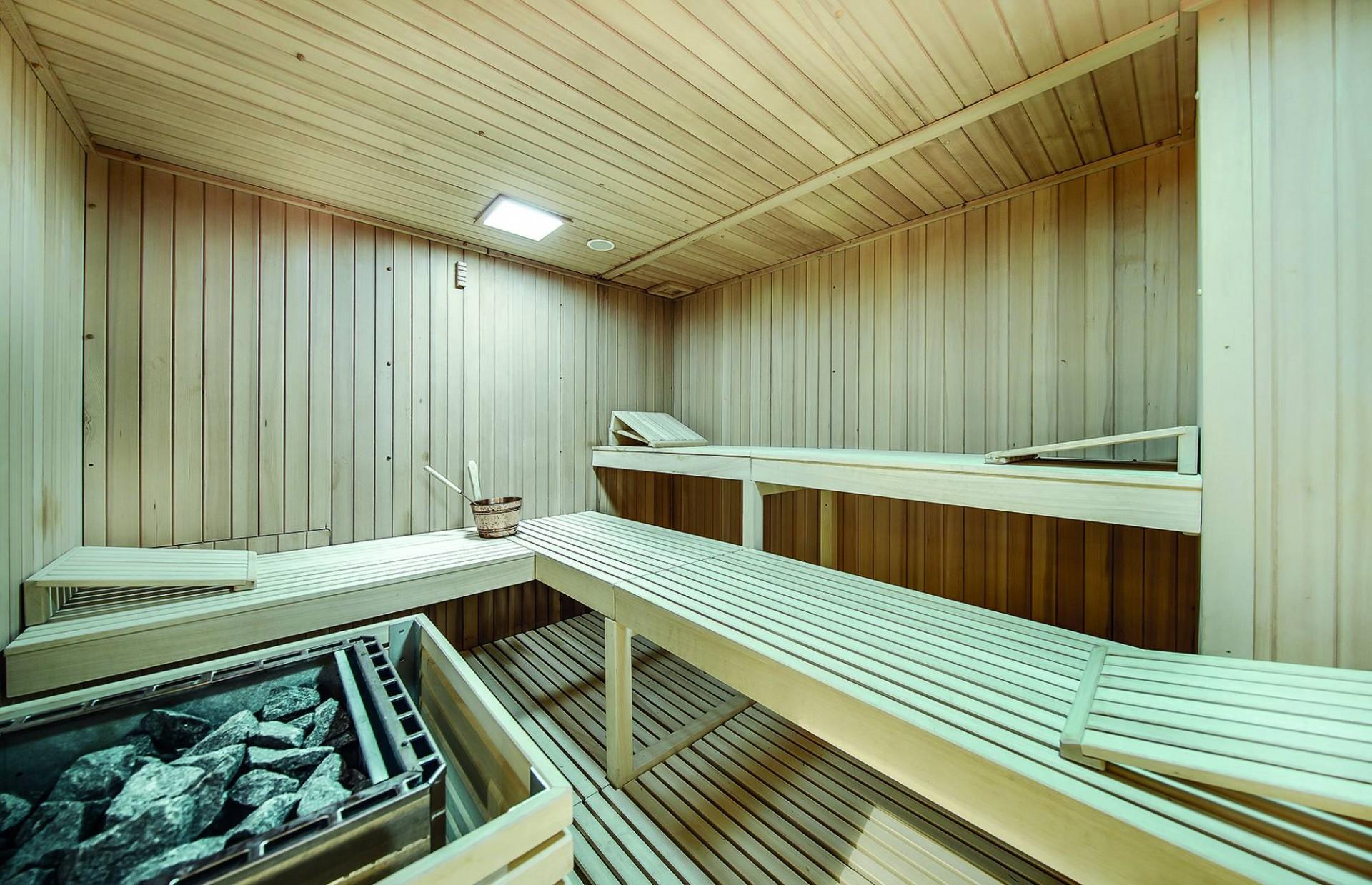 Courchevel 1850 Luxury Rental Chalet Bepalite Sauna