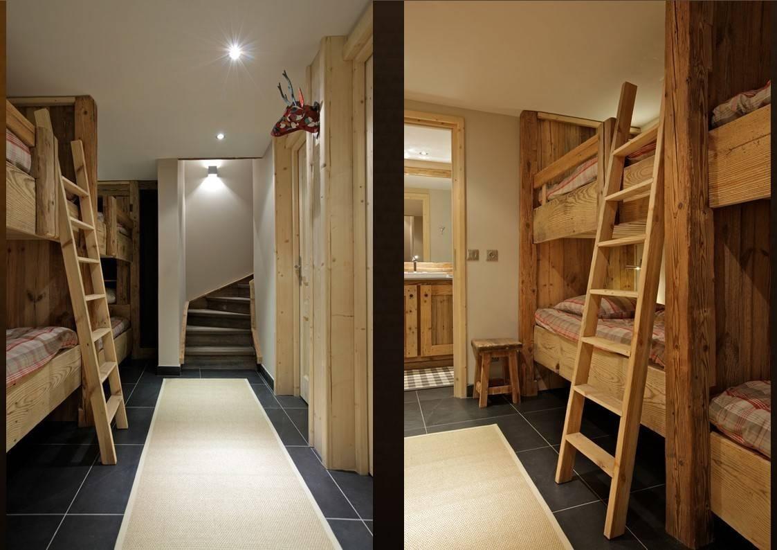 Courchevel 1850 Location Chalet Luxe Cesarolite Chambre 3