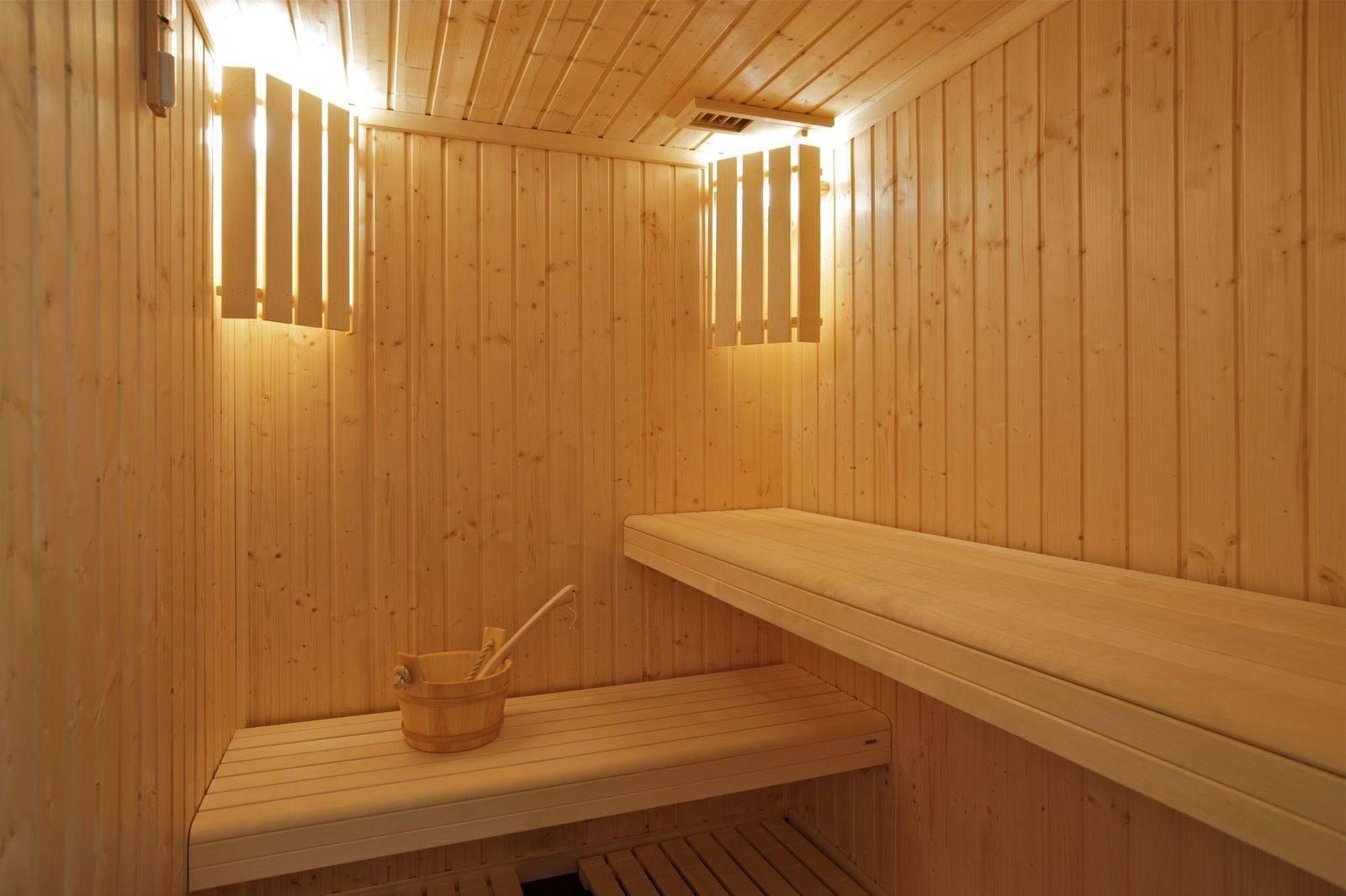Courchevel 1850 Location Chalet Luxe Cesarolite Sauna