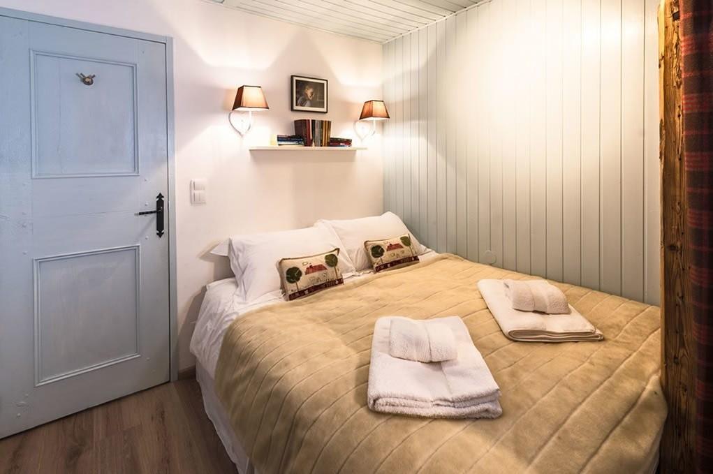 Courchevel Location Chalet Luxe Menilite Chambre 4
