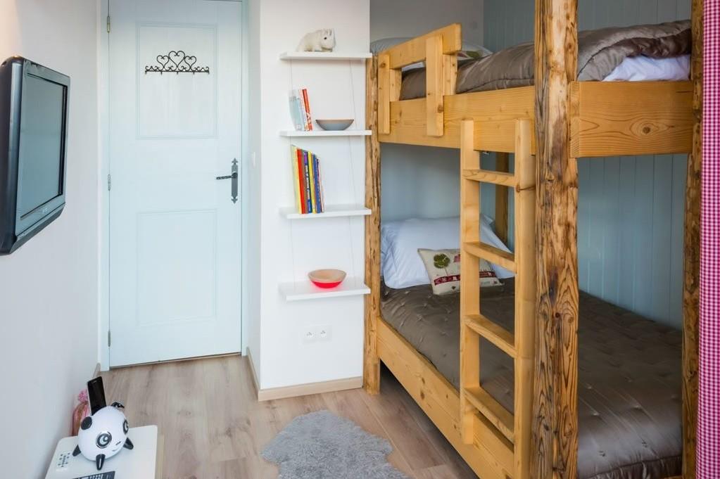 Courchevel Location Chalet Luxe Menilite Chambre 5