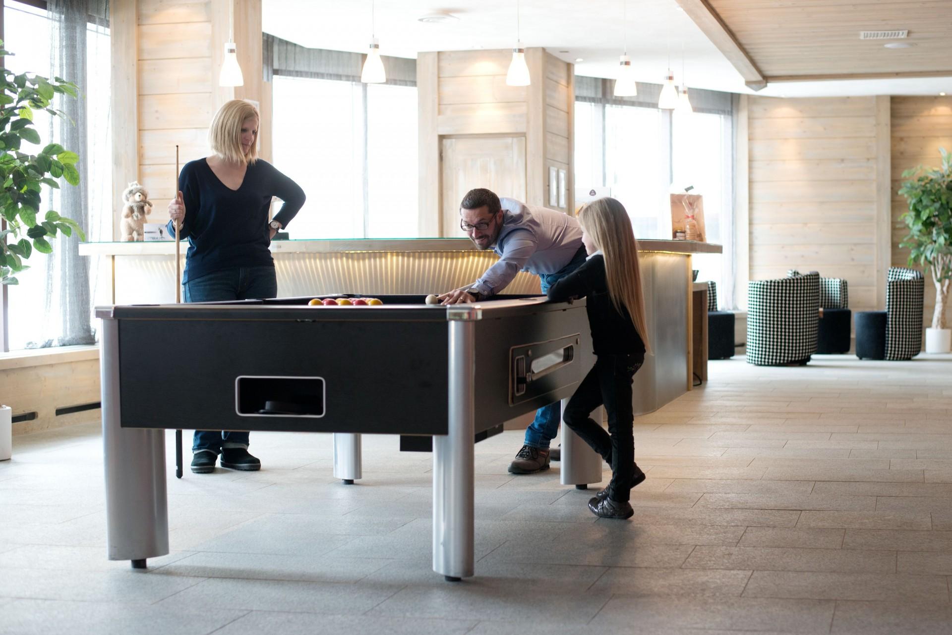 Flaine Rental Apartment Luxury Fangisse Reception 1