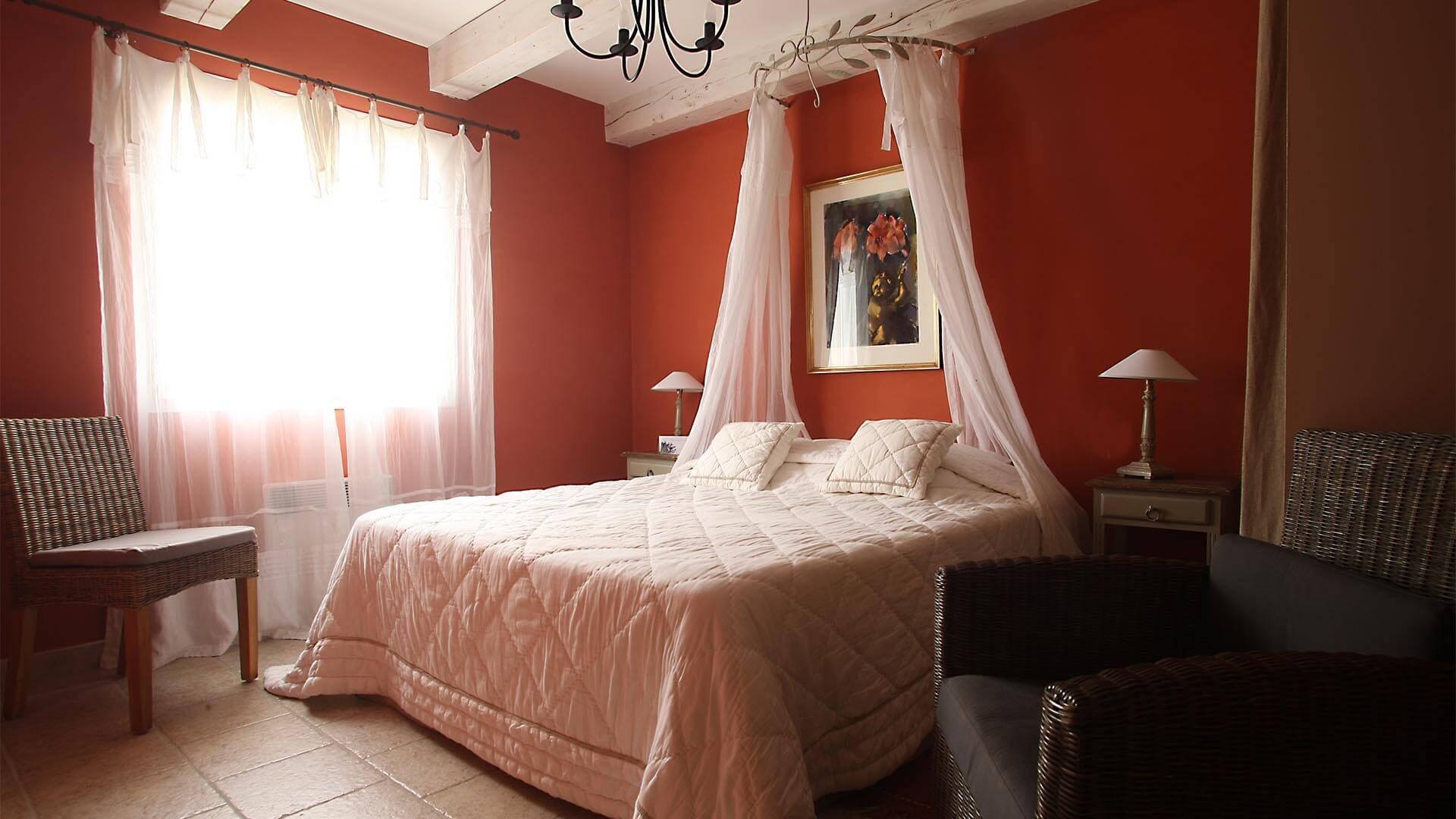 Forcalquier Location Villa Luxe Lunute Chambre 2