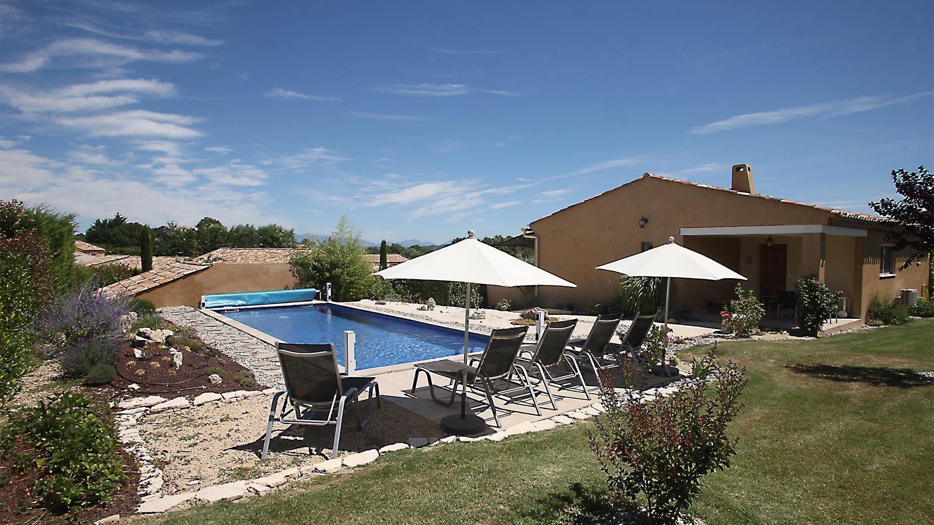 Forcalquier Location Villa Luxe Lunute Extérieur