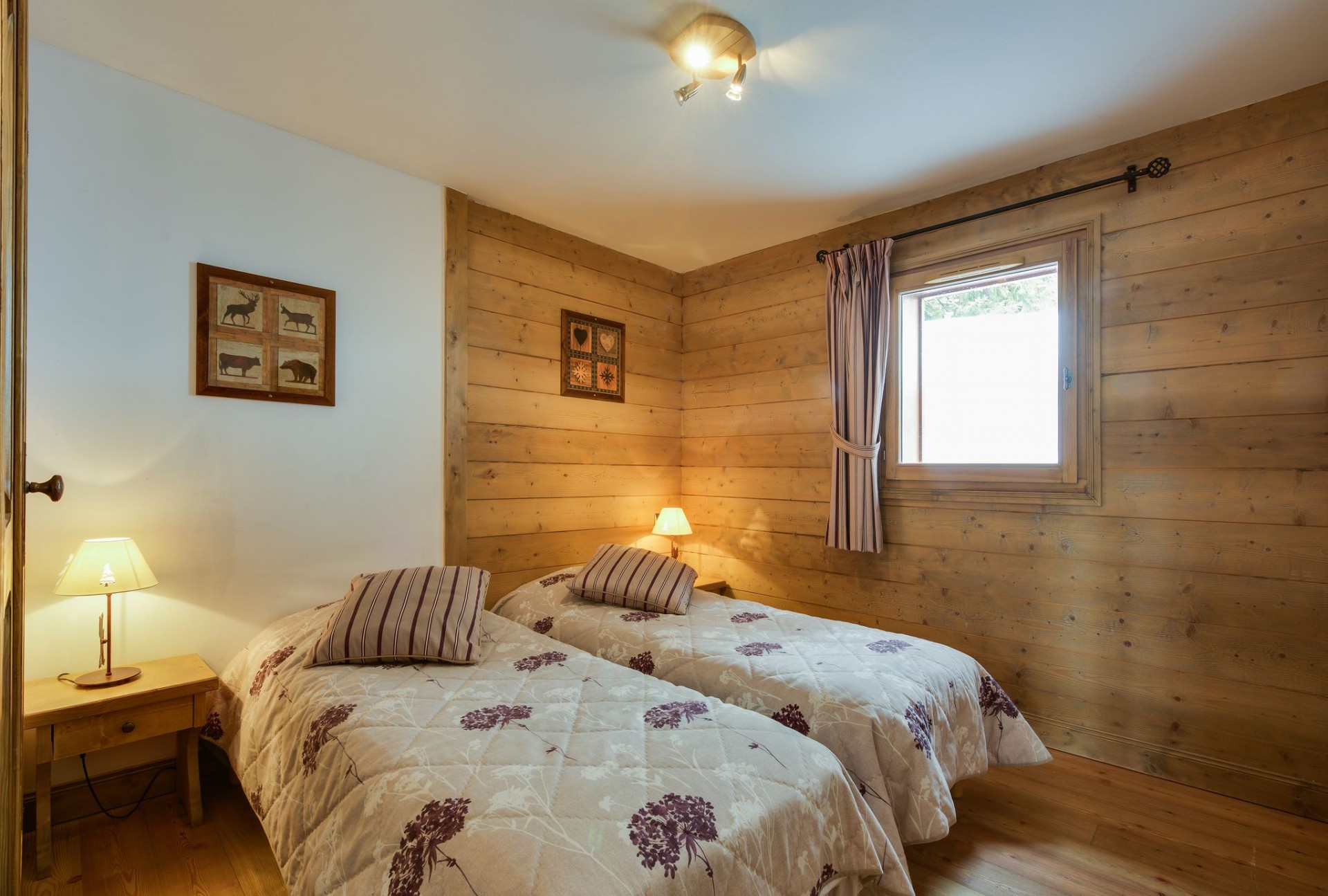 La Rosière Location Appartement Luxe Lynx Sapphire Chambre 1