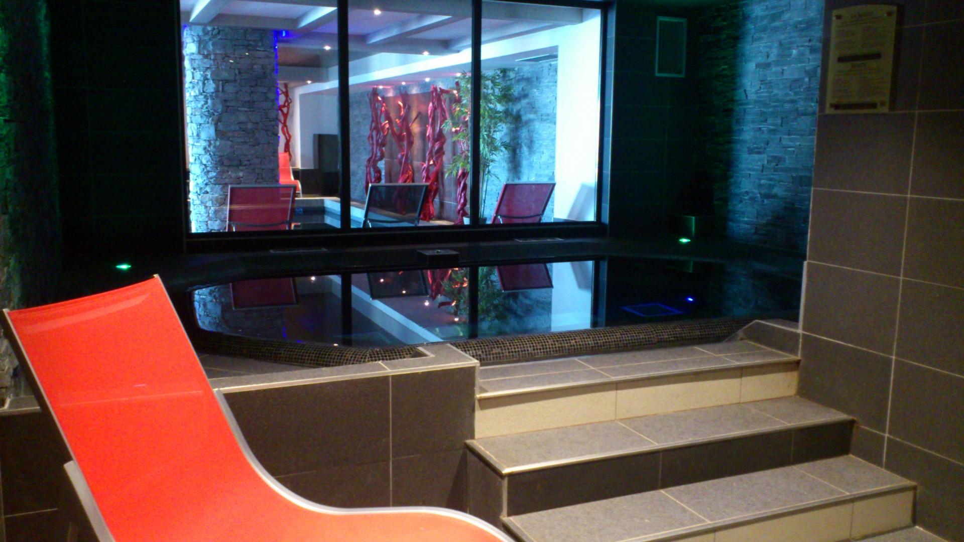 La Rosière Montvalezan Location Appartement Luxe Lynx Agate Duplex Jacuzzi