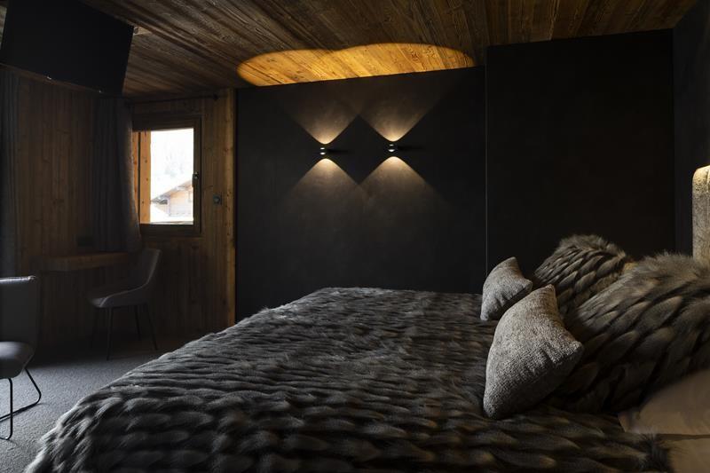 Le Grand Bornand Location Chalet Luxe Leonate Chambre7