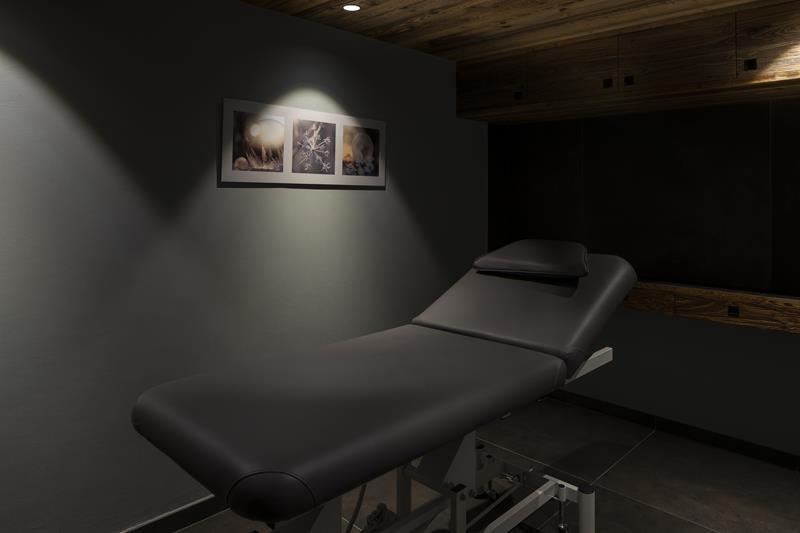 Le Grand Bornand Location Chalet Luxe Leonate Salle De Massage