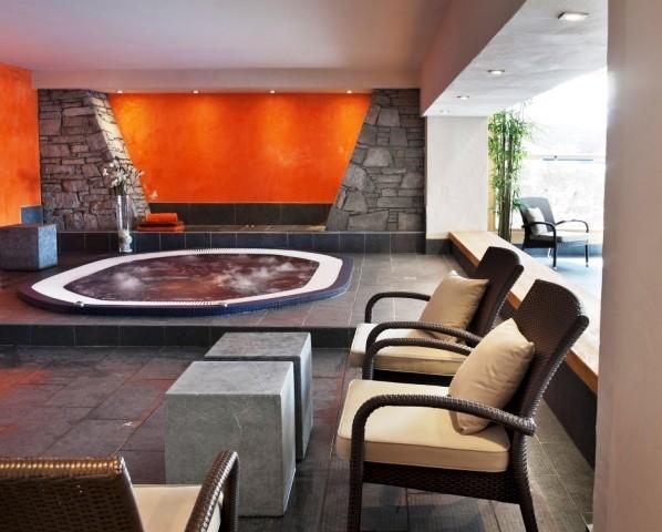 Les Carroz D'Araches Location Appartement Luxe Limonite Jacuzzi
