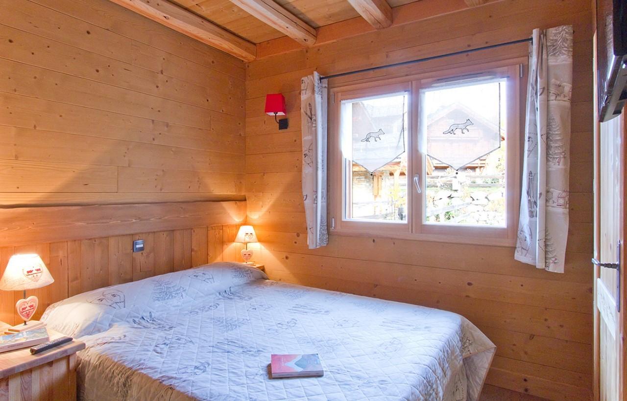Les Deux Alpes Location Chalet Luxe Cervantate Chambre 2