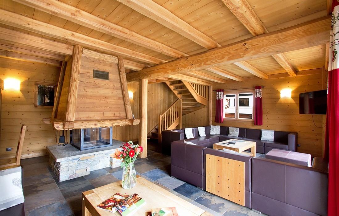 Les Deux Alpes Rental Chalet Luxury Cervantote Bedroom 3