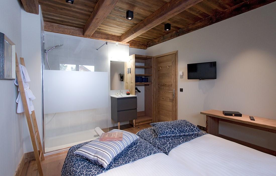 Les Deux Alpes Location Chalet Luxe Wallomia Chambre 3