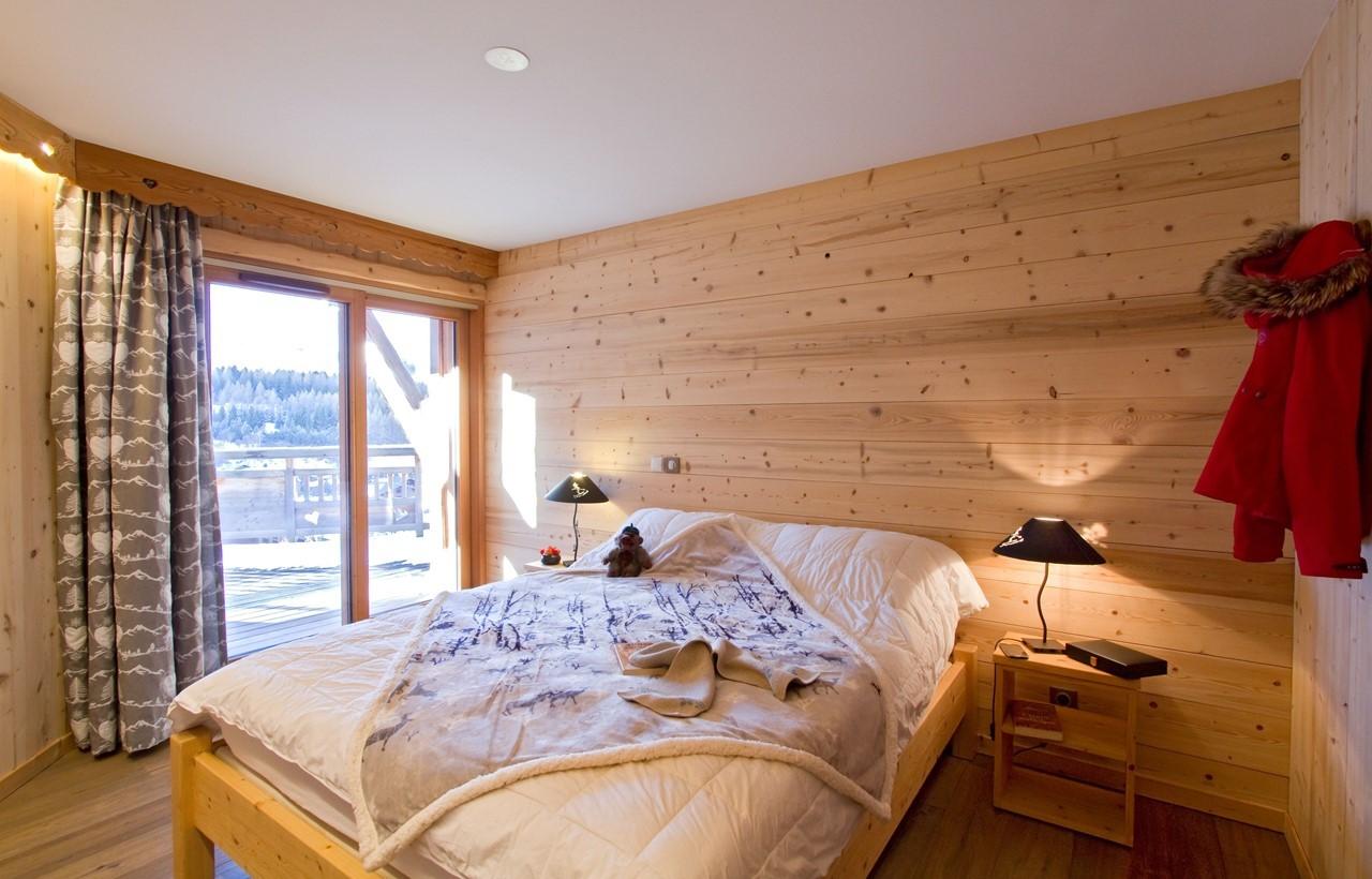 Les Deux Alpes Location Chalet Luxe Wardite Chambre 2
