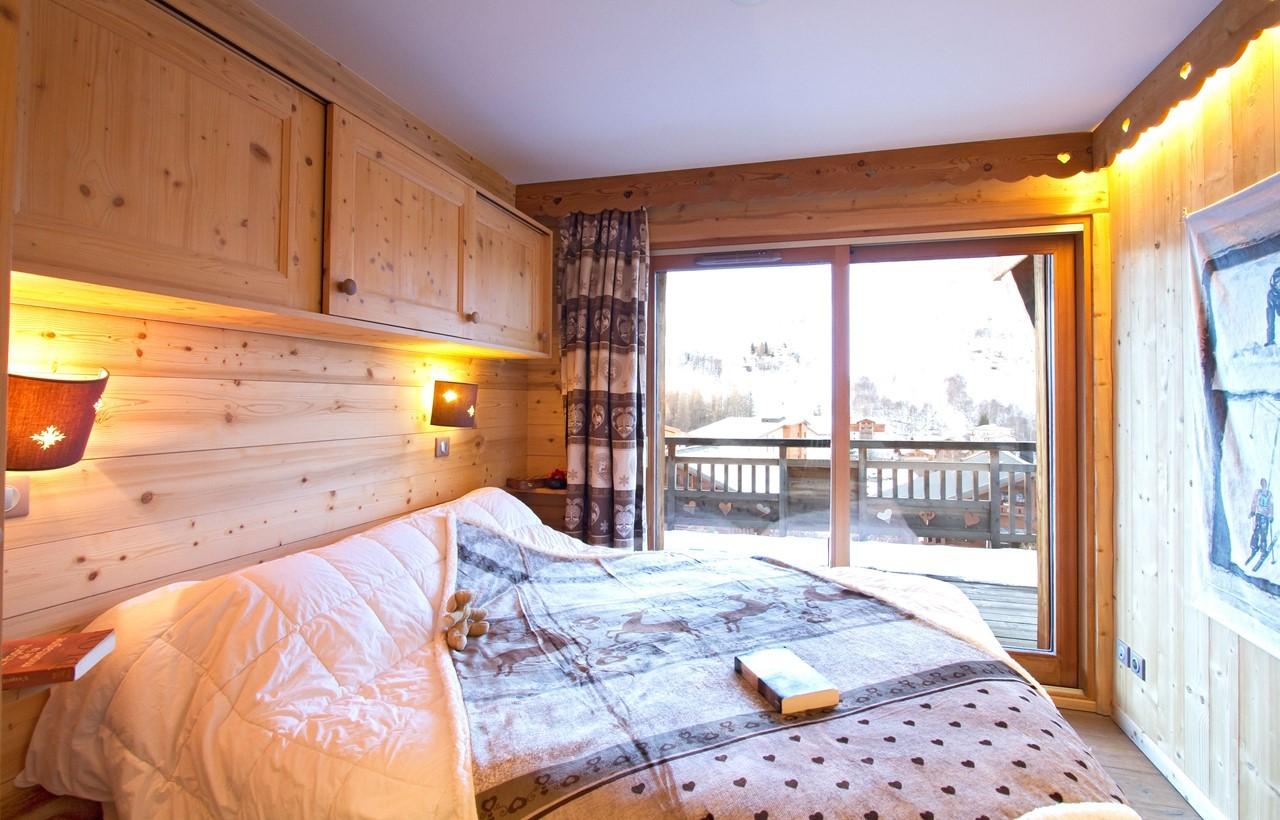 Les Deux Alpes Location Chalet Luxe Wardite Chambre 3