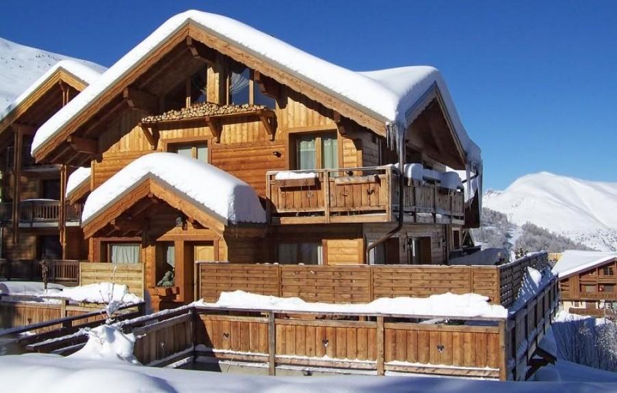 Les Deux Alpes Location Chalet Luxe Wax Opal Chalet 2