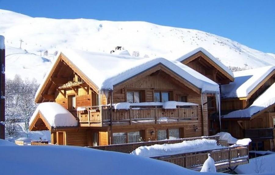 Les Deux Alpes Location Chalet Luxe Wax Opal Chalet
