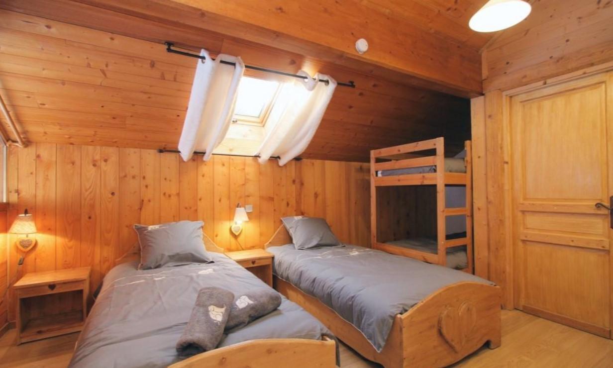 Les Deux Alpes Location Chalet Luxe Wax Opal Chambre 6