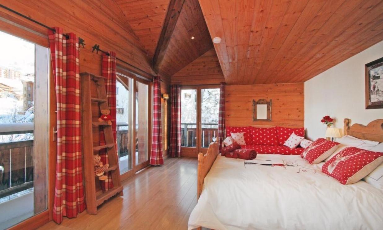 Les Deux Alpes Location Chalet Luxe Wax Opal Chambre 7