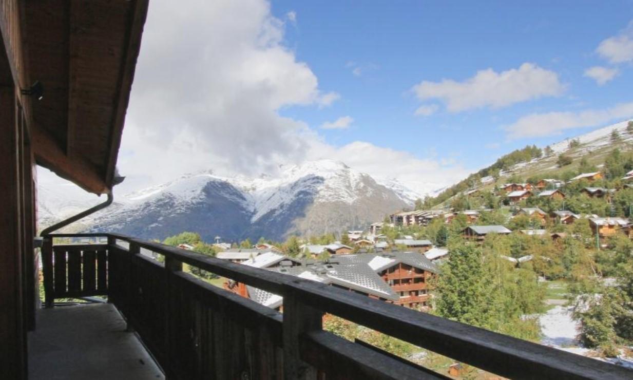 Les Deux Alpes Location Chalet Luxe Wax Opal Vue