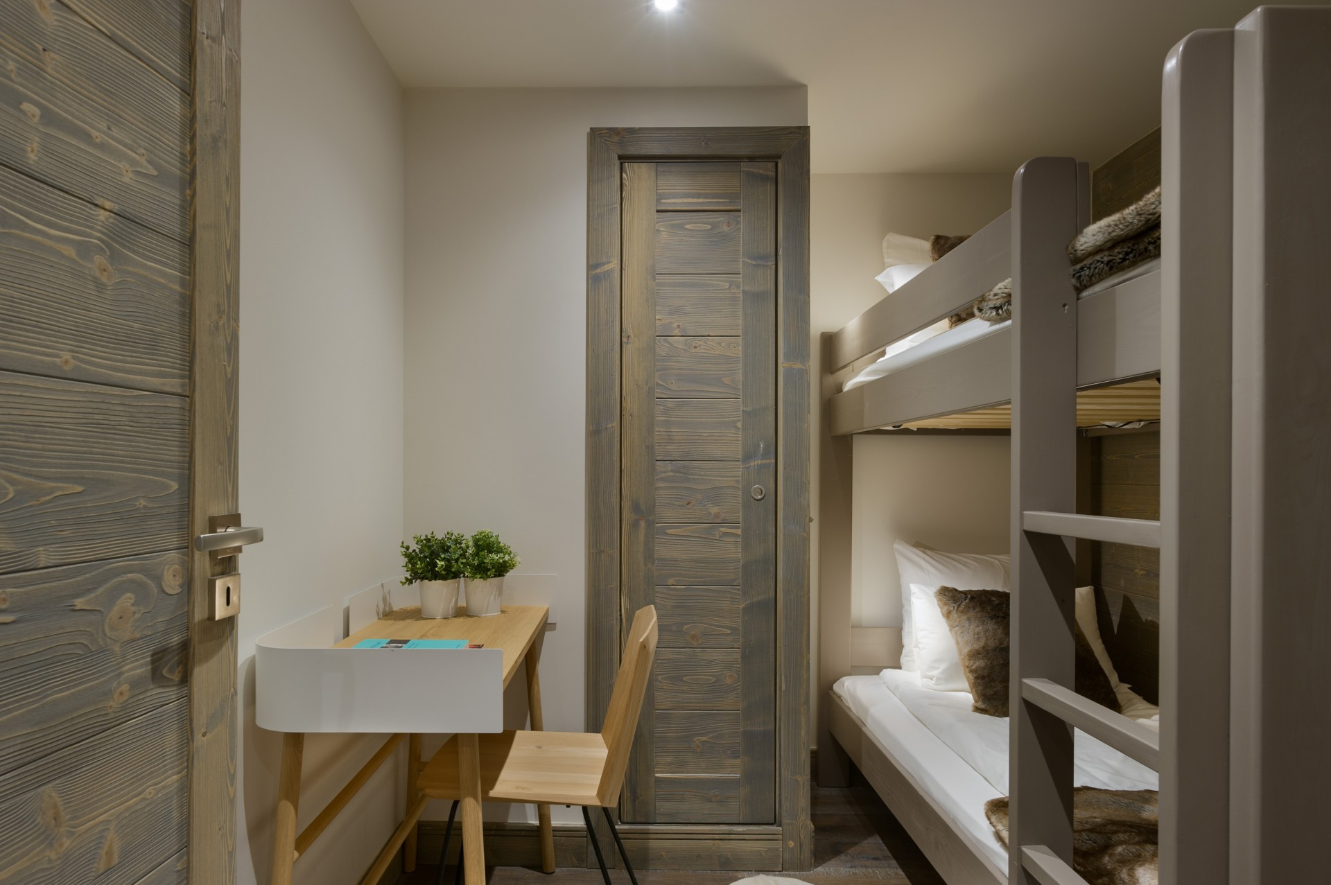 Les Gets Location Appartement Luxe Anroche Chambre 3