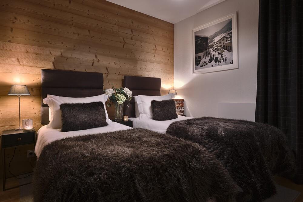 Les Gets Luxury Rental Appartment Dariana Bedroom 2