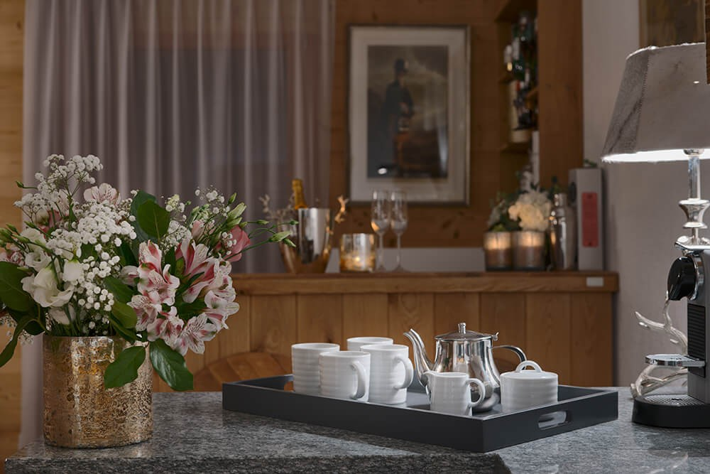 Les Gets Luxury Rental Appartment Dariana Déco