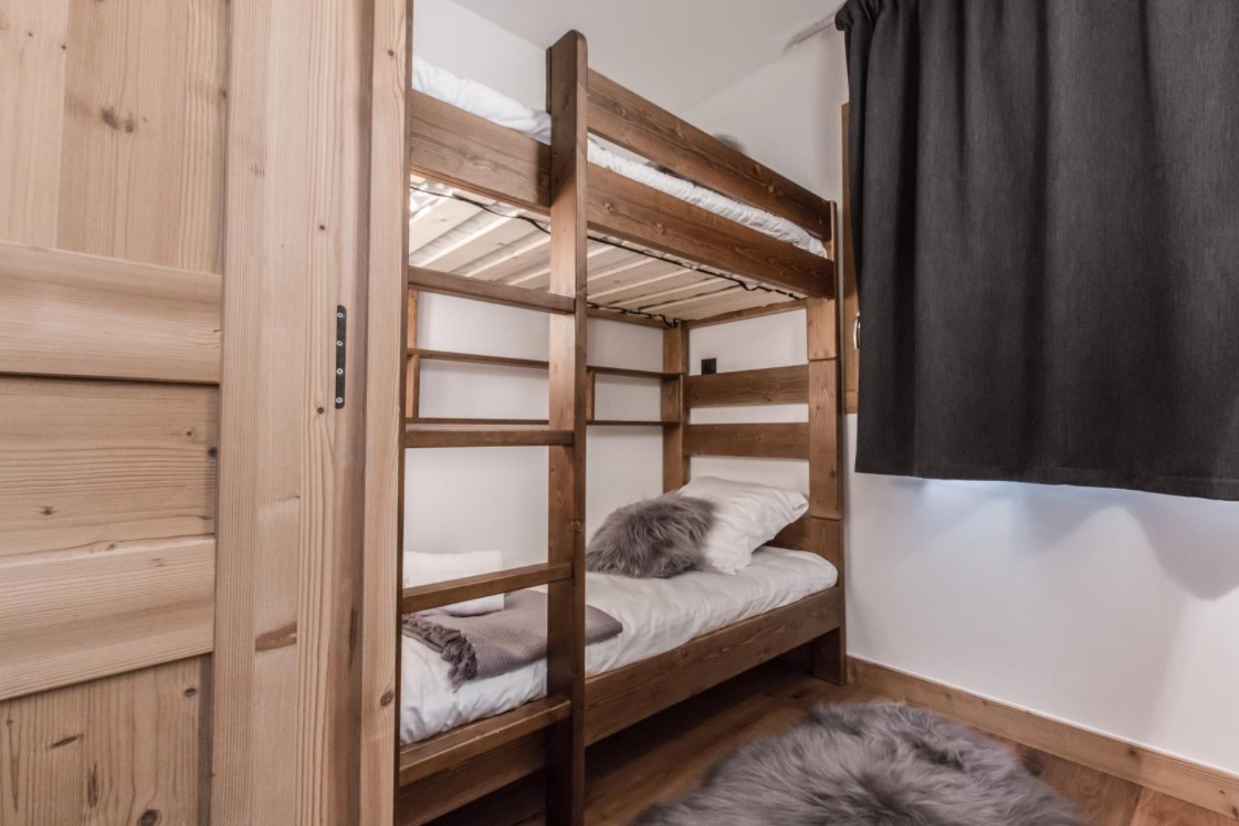Les Gets Location Chalet Luxe Ancelie Chambre 4