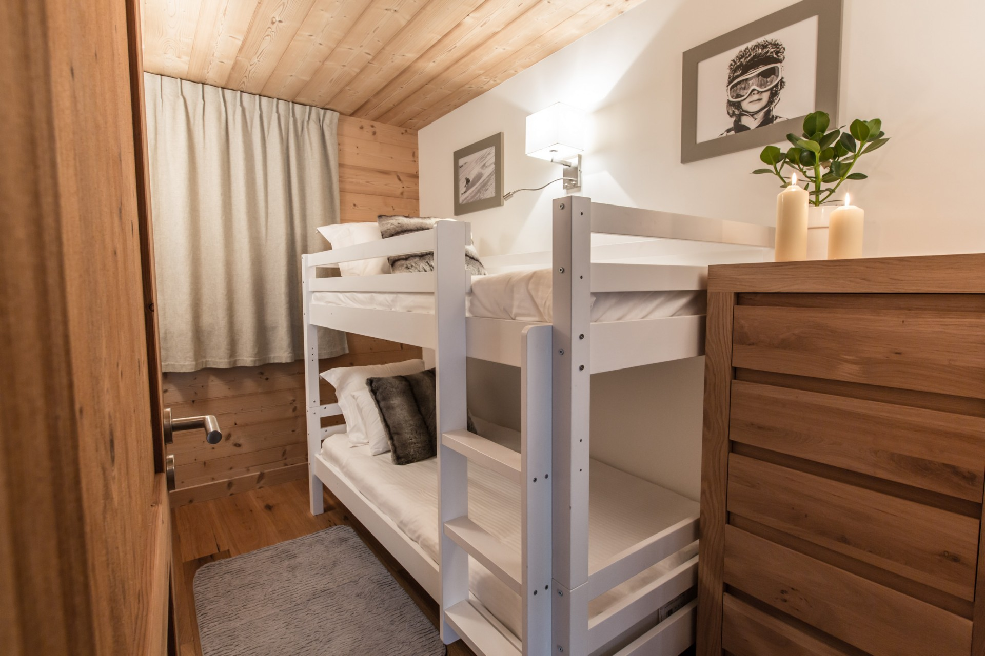 Les Gets Location Chalet Luxe Anrulle Chambre 3