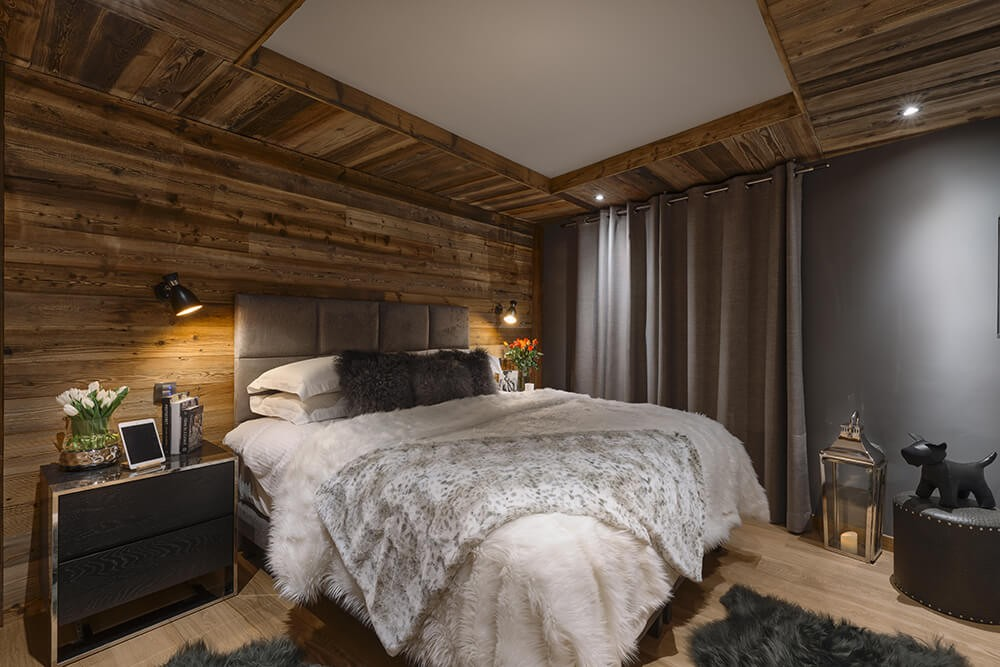 Les Gets Location Chalet Luxe Gedrute Chambre 5
